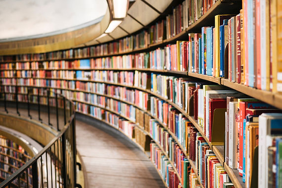 Biblioteca redonda