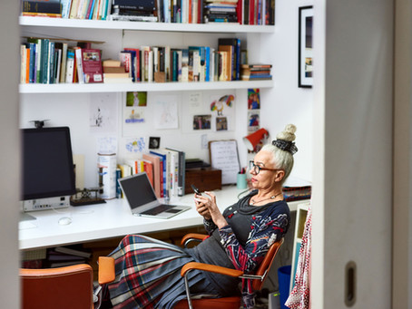5 Home Office Tips