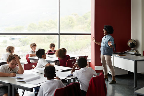 Modern Classroom