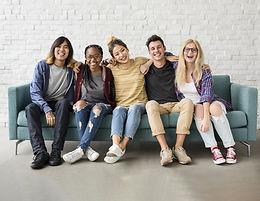 Studenten der Vielfalt