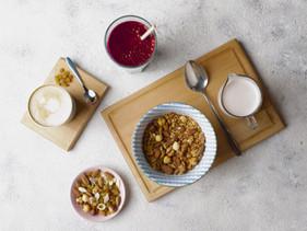 Ziektes en dagelijks noten eten | Het verband
