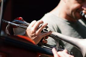 Jouer de la trompette