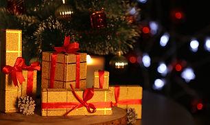 inslagna gåvor