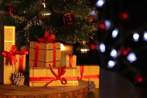 regalos envueltos
