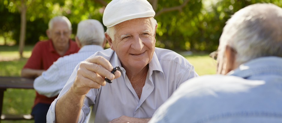 Why Invest In Senior Housing