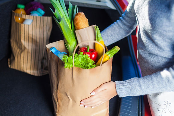 VIDEO:  What's in the Grocery Cart?