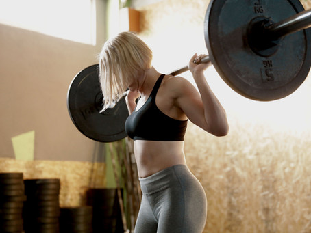 Why You're Not Losing Weight With Weight Training