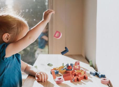 Playing Preschool - Year 2: Unit 3 - Alphabet