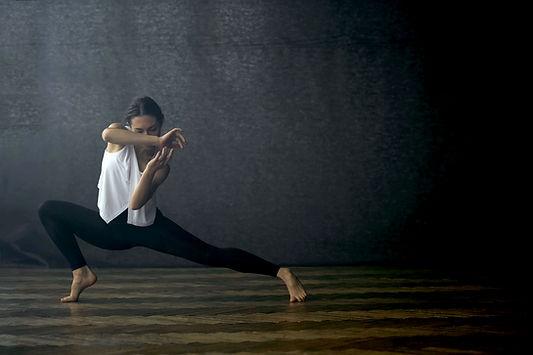 Bailarino feminino