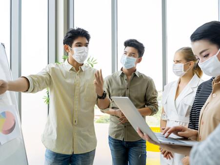 会社は従業員に対してマスクの着用を指示できますか。