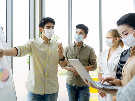 6 traits of a successful post-pandemic corporation