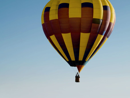 Best Balloon Rides in Asheville—A Local's Perspective