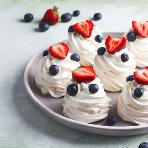 Jak vznikl oblíbený dort Pavlova?