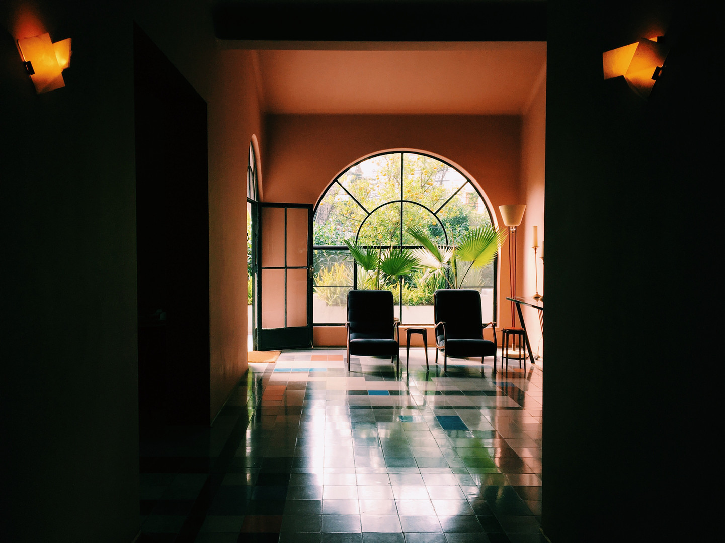 Oranje kamer