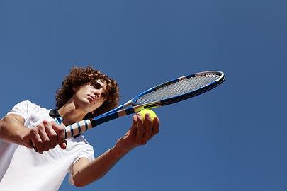 Tennis Serve