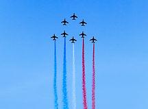 Luftfahrt-Show