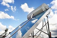 Güneş enerjili su ısıtıcısı