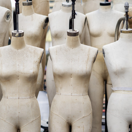 RECENT HISTORY OF MANNEQUINS