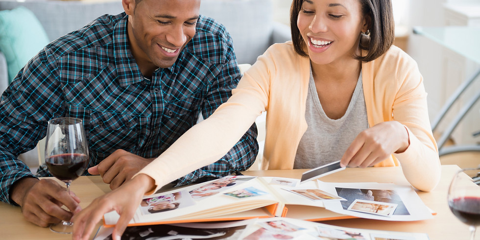 Dope Ass Date Nights- Couple's Vision Board Party