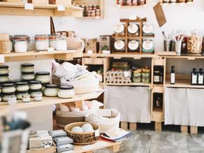 Malý obchod s velkým výběrem