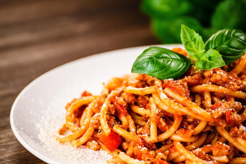 Ricette Spaghetti Bolognese.Spaghetti Alla Bolognese