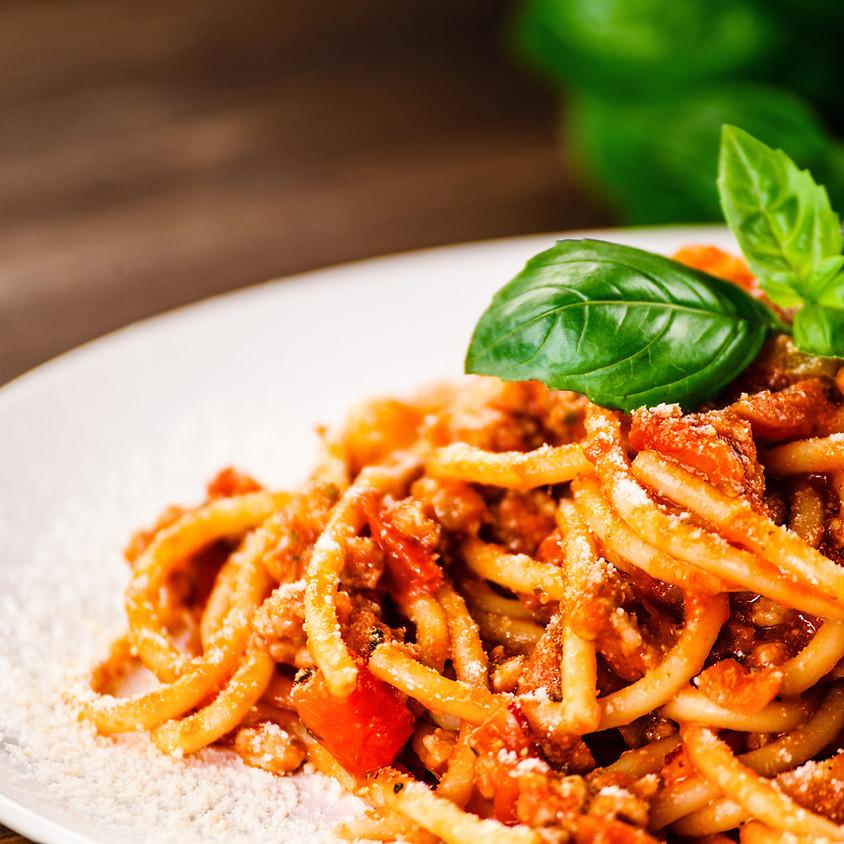 Spaghetti Dinner Fundrasier - Curbside Pickup Only