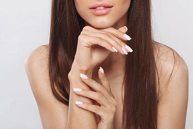 Manicure francés