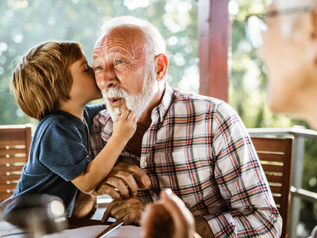 Grandfathered In: 5 Ways to Include Your Grandkids in Your Estate Plan