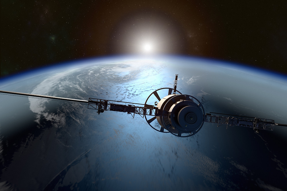 Satellite nécessaire pour l'agriculture de précision