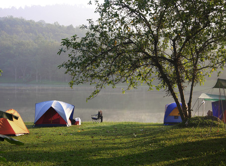Amenities to your Next Family Tent