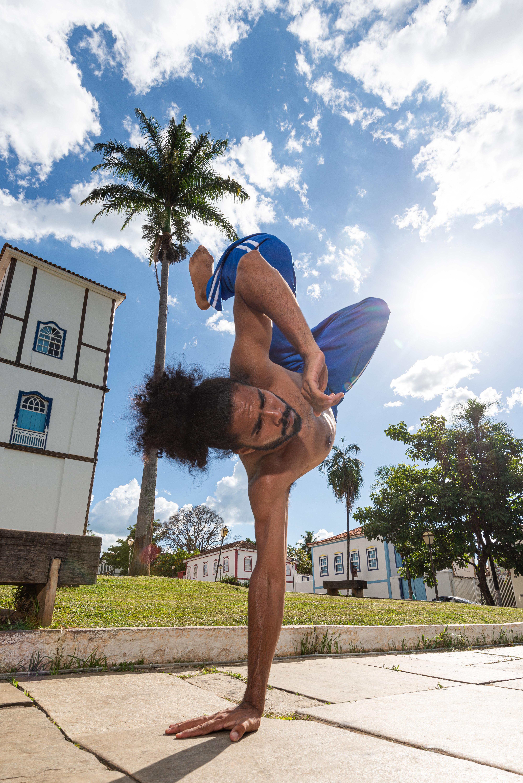 Adult Capoeira Class