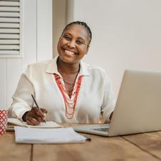 Smiling Businesswoman