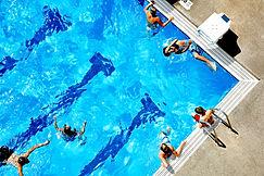 여름 수영