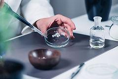Produção de medicamentos homeopáticos
