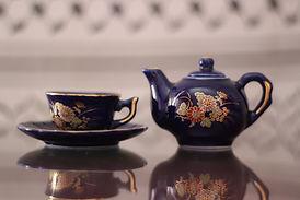 Fancy Tea Set