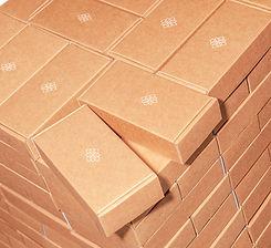 Markowe pudełko