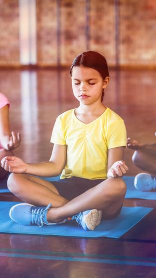 Méditation, enfants et spiritualité (découvrir également comment dépasser ses réserves)