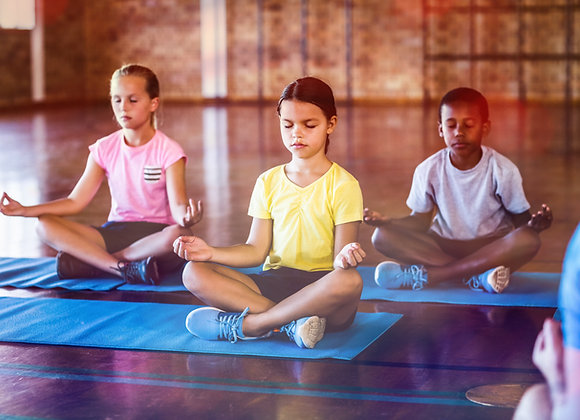 Pack Pilates+Yoga Kids