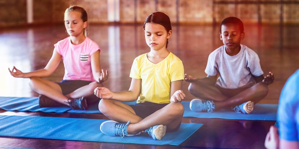 Mandala et Yoga enfant