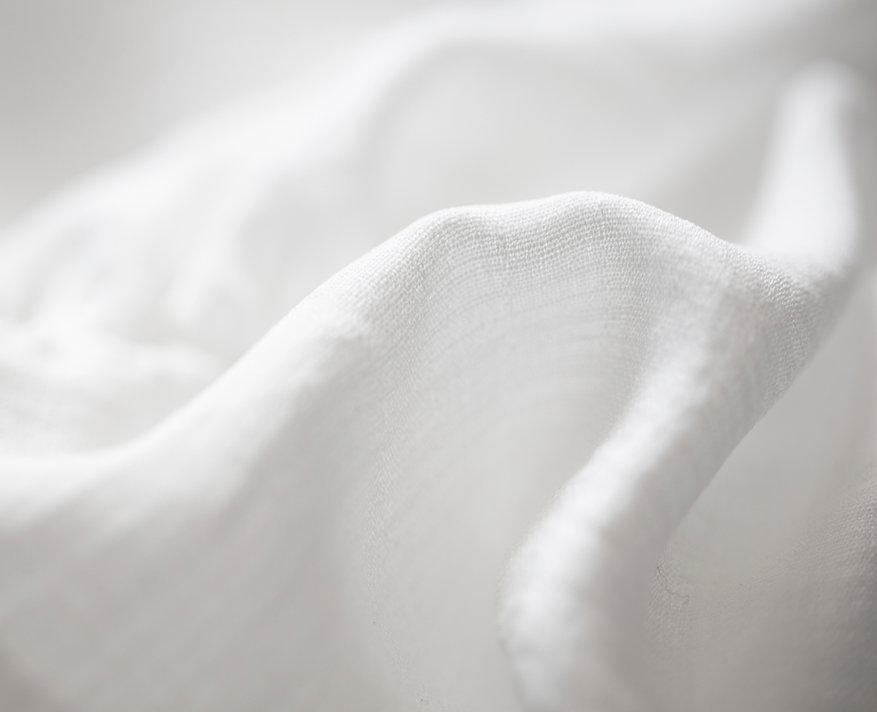 White Cotton Fabric