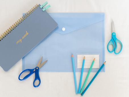A Complete List of Homeschool Supplies