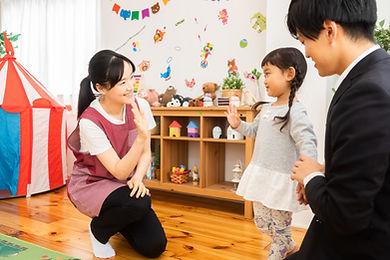 幼稚園初日
