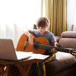 Aula de guitarra online