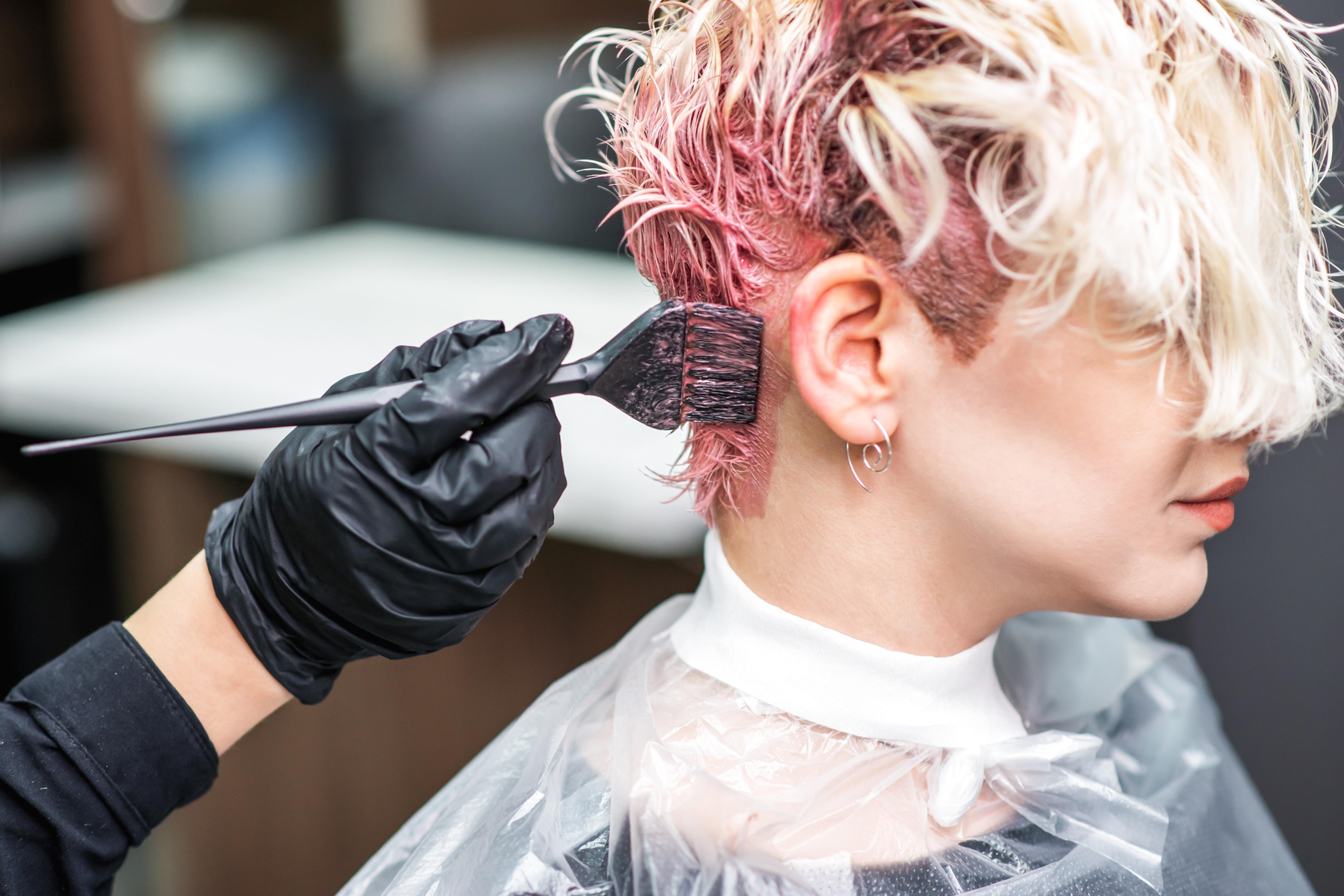 Κομμωτική/Hairdressing