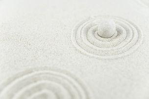 White Sand and Stone