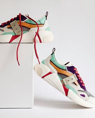 fresco zapatillas de deporte