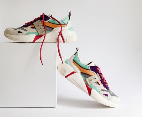 Chaussures de sport fraîches