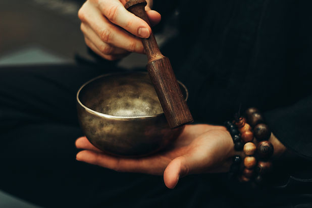 Buddhist Singing Bowl