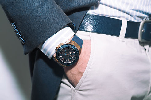 Trendy Men ' s Uhr