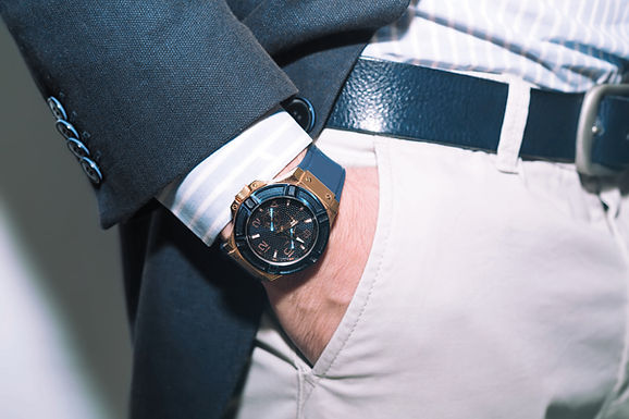 Trendy Men's Watch